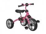 Велосипед детский трехколесный Turbo Trike, розовый