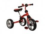 Велосипед детский трехколесный Turbo Trike, красный