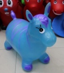 Прыгун детский лошадь