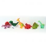 Игрушка динозавр пищалка
