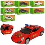 Машинка инерционная Полиция