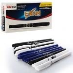 Ручка гелевая синяя - блок