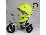 Детский 3-х колесный велосипед TURBOTRIKE, салатовый