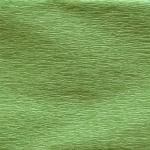 Бумага гофрированная перламутровая салатовая 20%