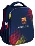 Рюкзак школьный каркасный 531 FC Barcelona