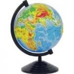 Глобус 26 см физический