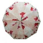 Зонт женский полуавтомат цветной