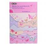 """Заготовки для открыток """"Butterfly"""""""