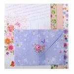 "Заготовки для открыток ""Charm"" + конверт"
