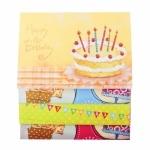 "Заготовки для открыток ""ZiBi"" ""Birthday"""
