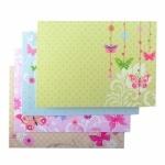 """Заготовки для открыток """"Flutter"""""""