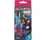 """Карандаши цветные """"Monster High"""" 12 цветов"""