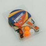 Ракетки для настольного тенниса с сеткой