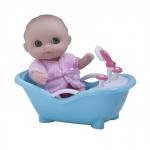 Пупс Малыш с ванночкой 13 см
