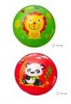 """Мяч детский резиновый с рисунком животных 9"""""""