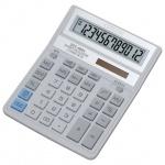 """Калькулятор """"Citizen"""" 12-ти зарядный, серый"""