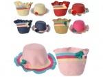 Сумочка детская пляжная со шляпой