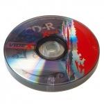 "CD-R матрица ""Videx"" X-Red 52х 700Mb (упак)"