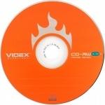 """CD-RW матрица """"Videx"""" 12х 700Mb (упак)"""