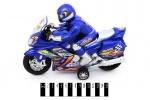 Мотоцикл игровой, инерционный