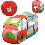 Палатка детская паровозик