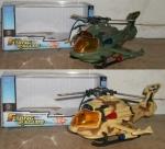 Детский военный вертолет