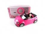 Кукла с машиной Кабриолет