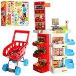 """Игровой набор """"Магазин-касса с продуктами"""""""