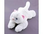 Мягкая игрушка Котик белый