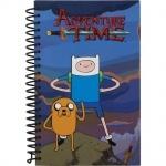 Блокнот Adventure Time, 80 листов, А5-