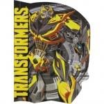 Блокнот Transformers, 60 листов, А6