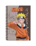 """Блокнот А6 """"Naruto"""" спираль"""