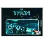 """Папка-конверт А4 """"Tron"""" на кнопке"""