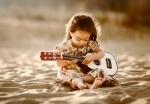 """Пазлы 500 """"Девочка с гитарой"""""""