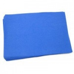 Фоамиран А4 20листов №7717 темно-синий