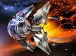 """Пазлы 300 """"Беспилотный космический корабль"""""""