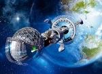 """Пазлы 180 """"Космический корабль"""""""