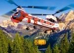 """Пазлы 180 """"Вертолет"""""""