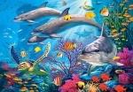 "Пазлы 1500 ""Секреты рифа"""