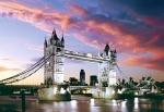 """Пазлы 1000 """"Мост Тауэр"""", Лондон"""""""