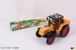 Трактор игрушечный, инерционный