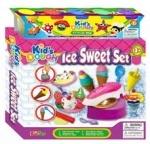"""Игровой набор пластилина """"Мороженое"""""""