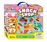 """Игровой набор для лепки Kids Dough """"Закусочная"""""""