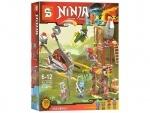 Конструктор Сенко вышка с катапультой Ninja