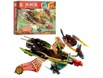 Конструктор Ninja - дракон, транспорт, фигурки