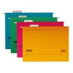 "Файл подвесной ""BuroMAX"" 3350-10 картон розовый"