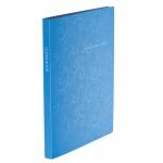 """Папка с файлами А4/20 """"BuroMax"""" BM3607-14 Barocco голубая"""