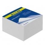 """Блок бумаги склеенный """"BuroMAX"""" 2206 белый"""
