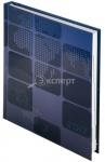Ежедневник недатированный BUROMAX WORLD A5 синий