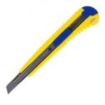 Нож канцелярский BUROMAX 9 мм. (BM.4602)